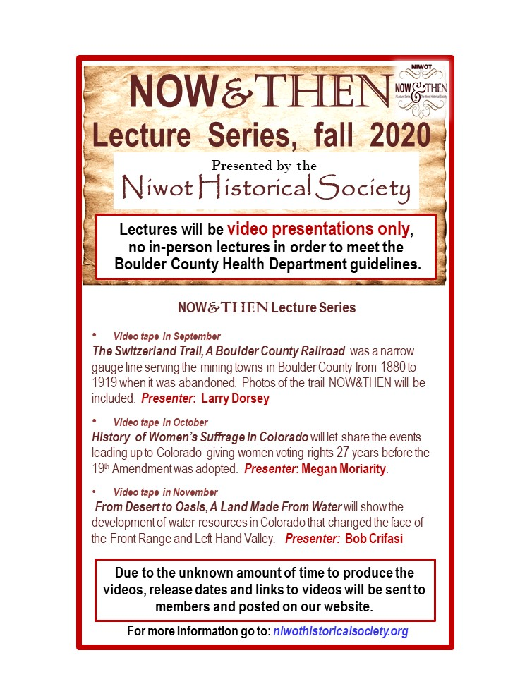 Lecture Series