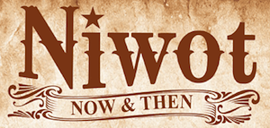 Niwot, Now & Then Lecture Series